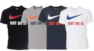 Camisetas Nike Original Small Manga Corta 100% Algodón