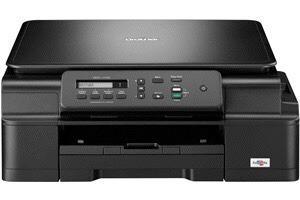Impresora Multifuncional Inyeccion De Tinta Dcp-j100 Brother