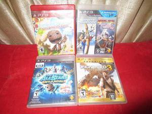 Juegos Para Playstation 3 Muy Divertidos Y En Buen Estado!!!