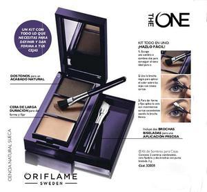 Kit de sombras para cejas Oriflame