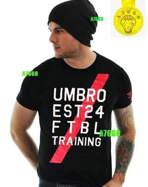 Polo Umbro Original T-shirt Camiseta Manga Larga Corta