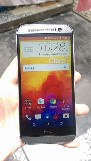 HTC ONE M8 32GB LIBRE PARA TODO OPERADOR 4G