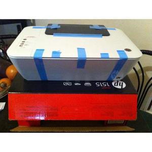 Impresora Multifuncional Hp  Con Sistema Continuo