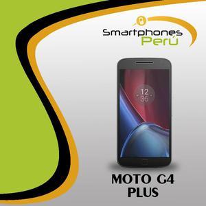 MOTOROLA MOTO G4 PLUS DE 64GB Y 4 DE RAM NUEVO LIBRE DE