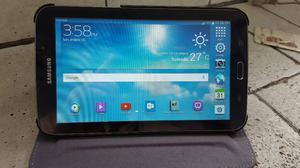Samsung Galaxy Tab 3 4g con Chip Datos