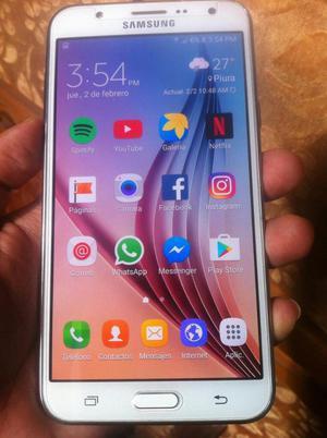 Samsung J7 Libre de Todo Operador