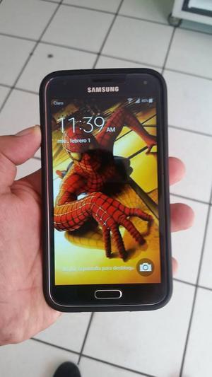 VENDO GALAXY S5 G900M ORIGINAL DE MOVISTAR LIBRE RED 4G LTE