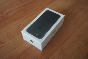 iPhone 7 32GB Negro Matte LIBERADO / NUEVO / SELLADO