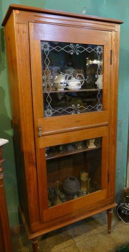 Mueble Repisa Aparador De Madera Antiguo