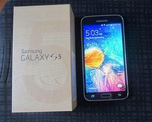 REMATO Samsung Galaxy S5 4G Lte Cam.16MP 4K Libre impecable