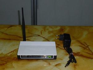 Router Adsl Inalámbrico Tp-link Td-nd De 150mbps