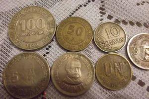 Set De Monedas Antiguas