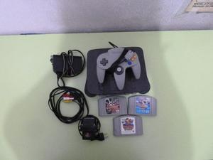 Consola Y Mando Nintendo 64