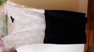 Vendo hermoso vestido de fiesta o coctel marca Marquis