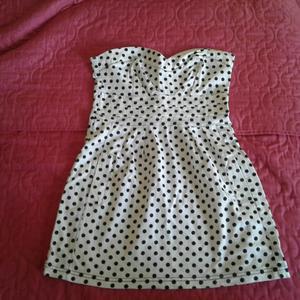 Vestido Straple Talla M