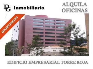ALQUILER DE OFICINA DE 457. M2 IMPLEMENTADA EN CE TORRE