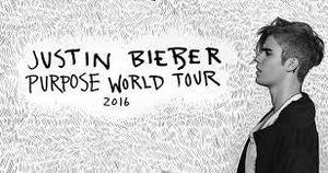 Entradas Al Concierto De Justin Bieber, Campo A Derecha