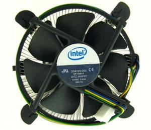 Fan Cooler Intel Socket 775 Aluminio Modelo D34223-002