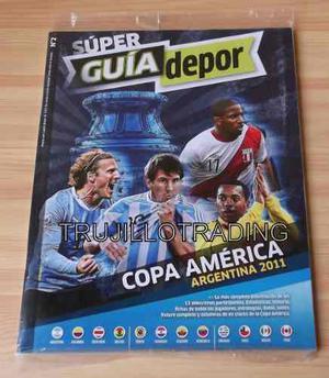 Guia Depor Copa America