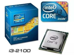 Intel® Core I3-2100 Processor De Segunda Generacion +