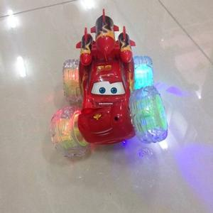 Juguete Carro Loco Control Remoto Con Luces Posot Class