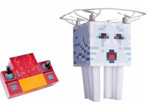 Minecraft Ghast Control Remoto Drone- Tienda Jesús María