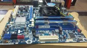 Placa I Micro Cori I7 De Segunda Generacion Memoria 4gb
