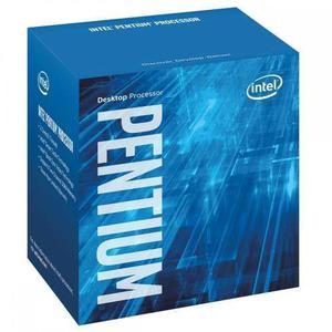 Procesador Intel Pentium G4500, 3.5ghz, 3mb L3, Lga1151, 51