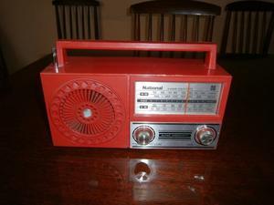 Radio National Antiguo