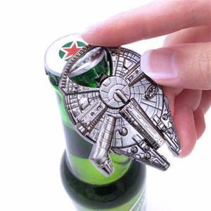 Star Wars Destapador De Botella Millenniun Falcon Milenario
