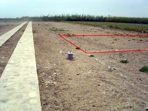 Terreno 120 m2 frente a la playa en Punta de Bombón al