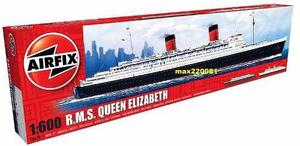 52 Cm Barco Queen Elizabeth Dakar Avion Titanic Huascar Auto