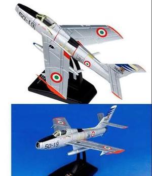 Avión Caza F-84f Thunderstreak Juguete Modelismo Militar