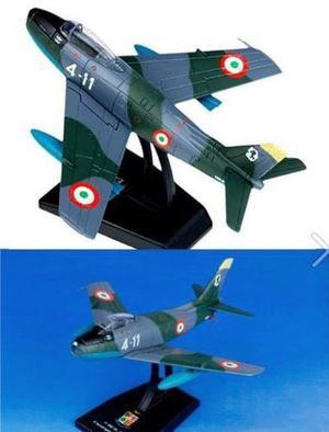 Avión Caza North American F-86 Sabre Modelismo Militar