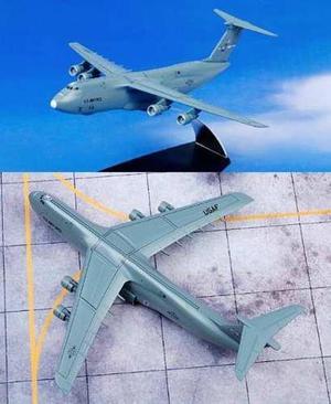 Avión De Transporte Lockheed C-5c Galaxy Modelismo Militar