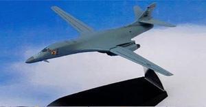 Avion Rockwell B-1b Lancer Juguete Modelismo Militar