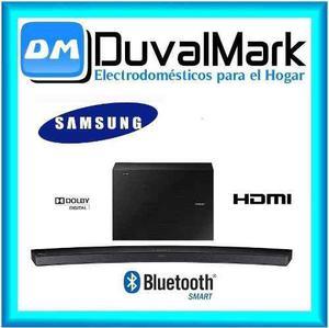Barra De Sonido Samsung Soundbar Curvo Hw-j6000r Bluetooth