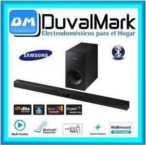 Barra De Sonido Samsung Soundbar Hw-j355 Bluetooth 120w 2.1