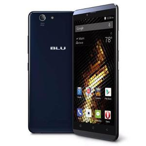 Blu Vivo Xl 5.5 4g Lte Libre Doble Sim 2gb Ram Azul. En Caja