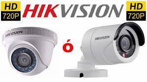Camara de seguridad Hikvision VENTA POR MAYOR