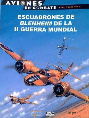 Escuadrones De Blenheim Segunda Guerra Mundial Osprey Avión