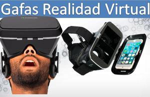LENTES DE REALIDAD VIRTUAL NUEVO ! a un precio de remate