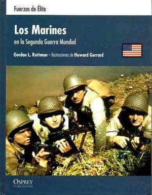 Los Marines En La Segunda Guerra Mundial Osprey Tanque