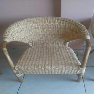 Muebles de Rattan Natural