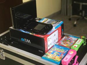 NINTENDO WiiU 32gb