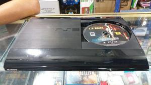 Play Station 3 con 2 Mandos Originales