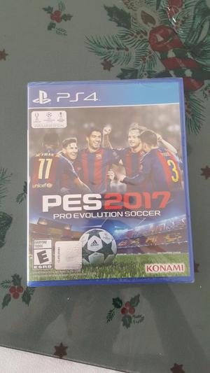 Pro Evolution Soccer  PES  Ps4 Nuevo y Sellado