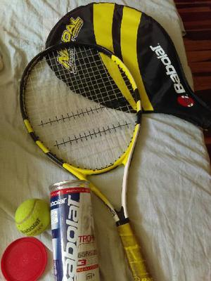 Raqueta de Tenis Babolat Nadal Junior