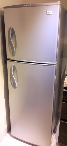 Refrigerador Lg 320l Silver Excelentes Condiciones!