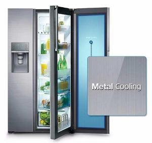 Refrigeradora Samsung 765 Lt Con 4 Años De Garantia